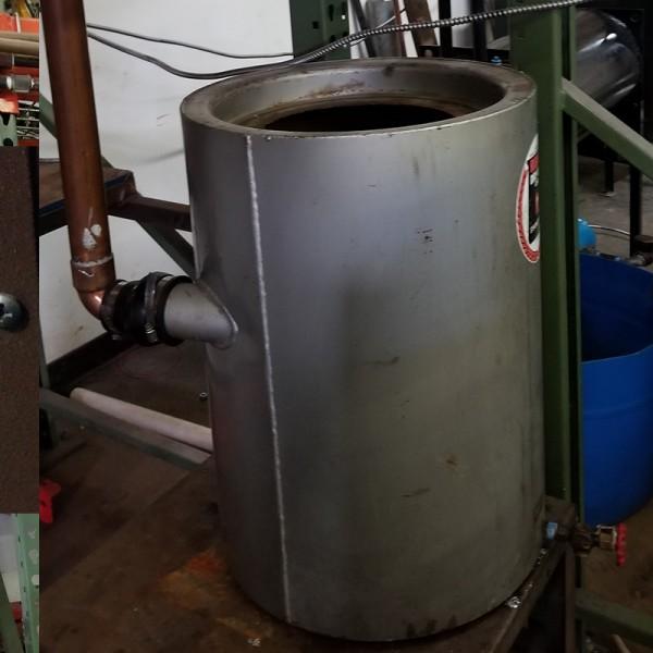 Rema Vaccum tank