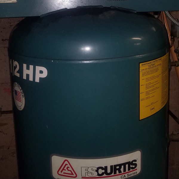 Air Compressor Curtis 7.5 HP
