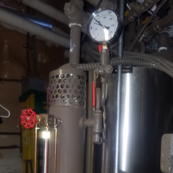 Fulton Boiler 15 HP
