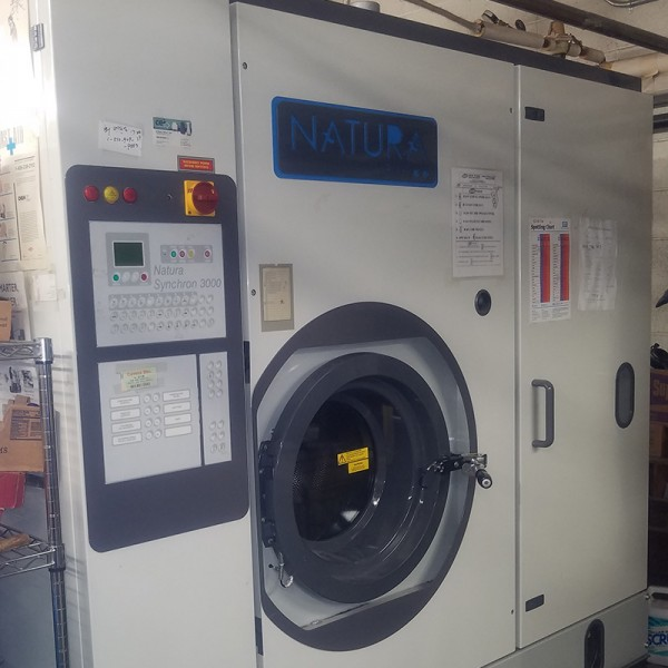 Natura Dry Clean Machine  60 lbs