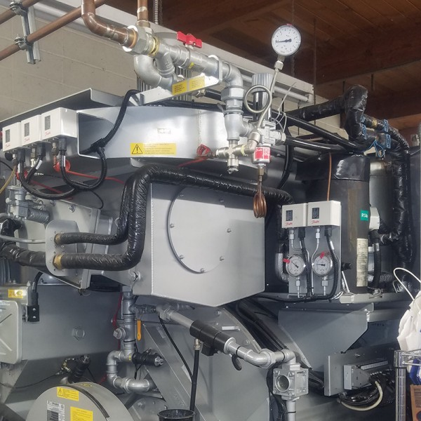 Natura Dry Clean Machine  60 lbs