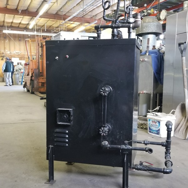 Pacific Electric Boiler
