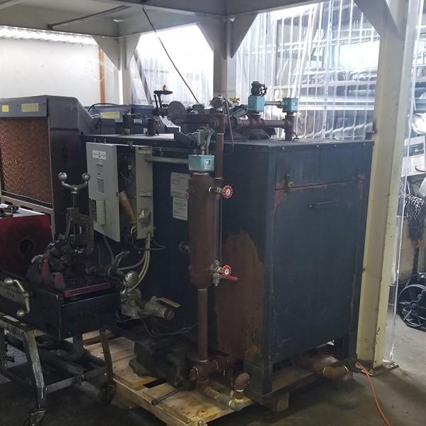 Parker Boiler 20HP