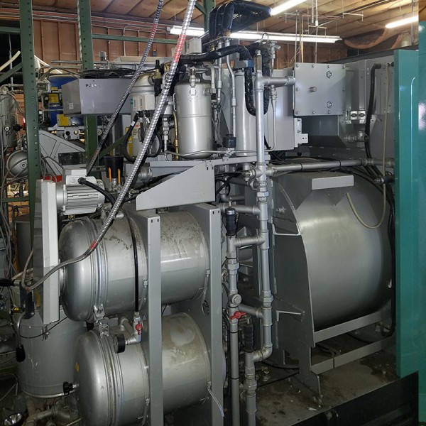 Realstar Dry Cleaning Machine refurbished