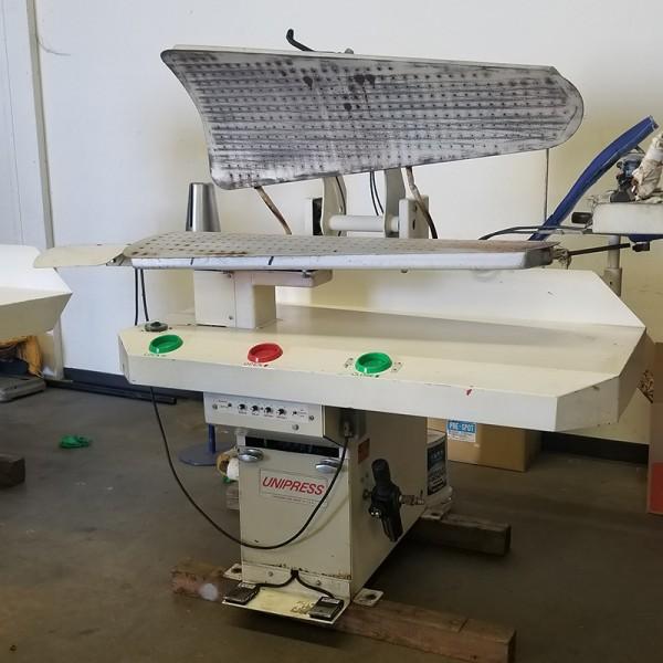 Used Unipress 46X Legger Press Machine